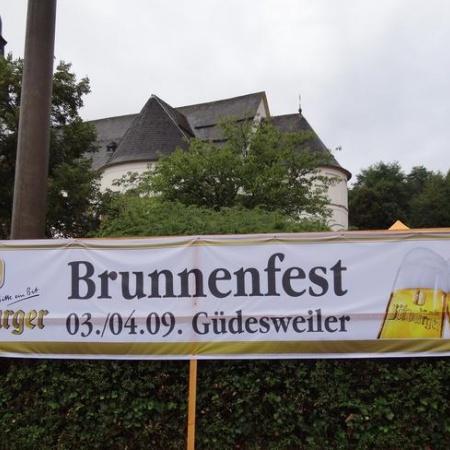 Brunnenfest CDU Güdesweiler 2016